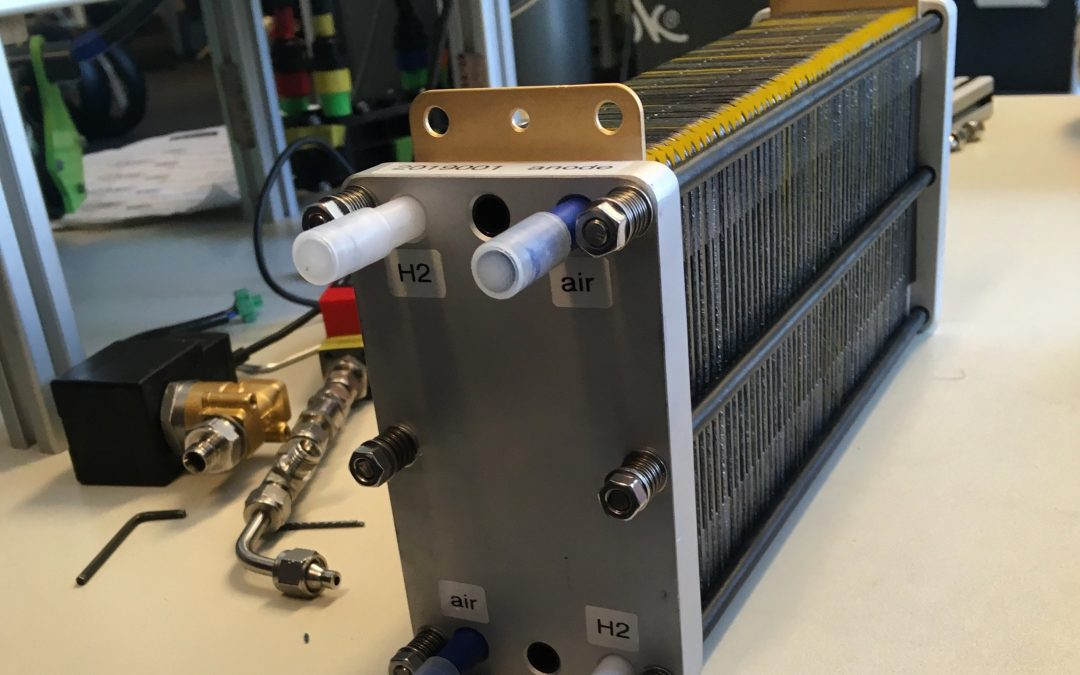GTT Update: we got our new fuel cell!