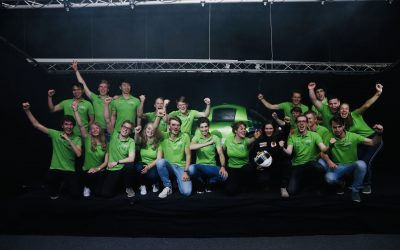 U-Today and Alles over Waterstof: Green Team presents Aurora Two