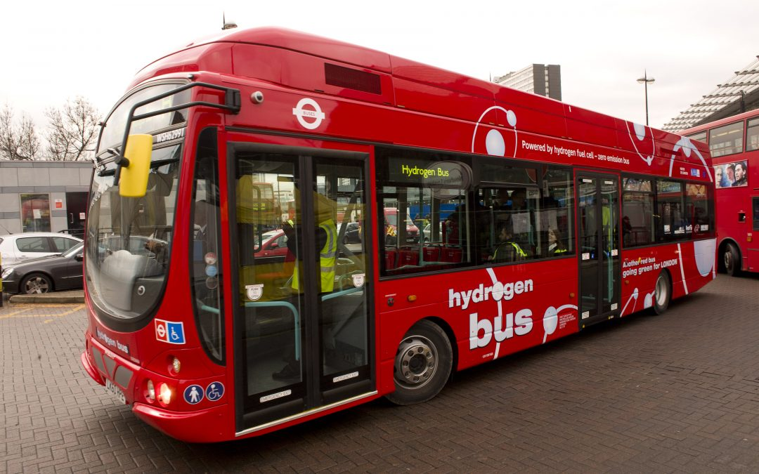 BBC News: NI company makes 'world first' hydrogen bus