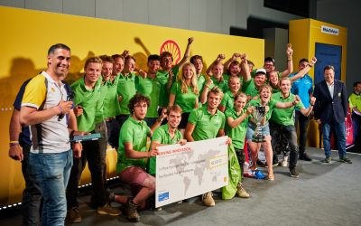 U-Today: Victory for Green Team Twente in London