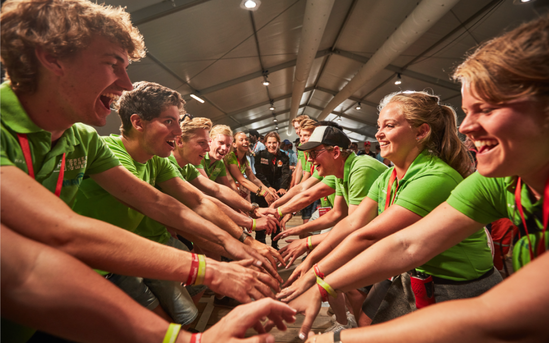 Green Team Twente is now World Champion!