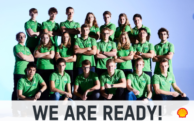 Ready for the race of tomorrow! – SEM 2019