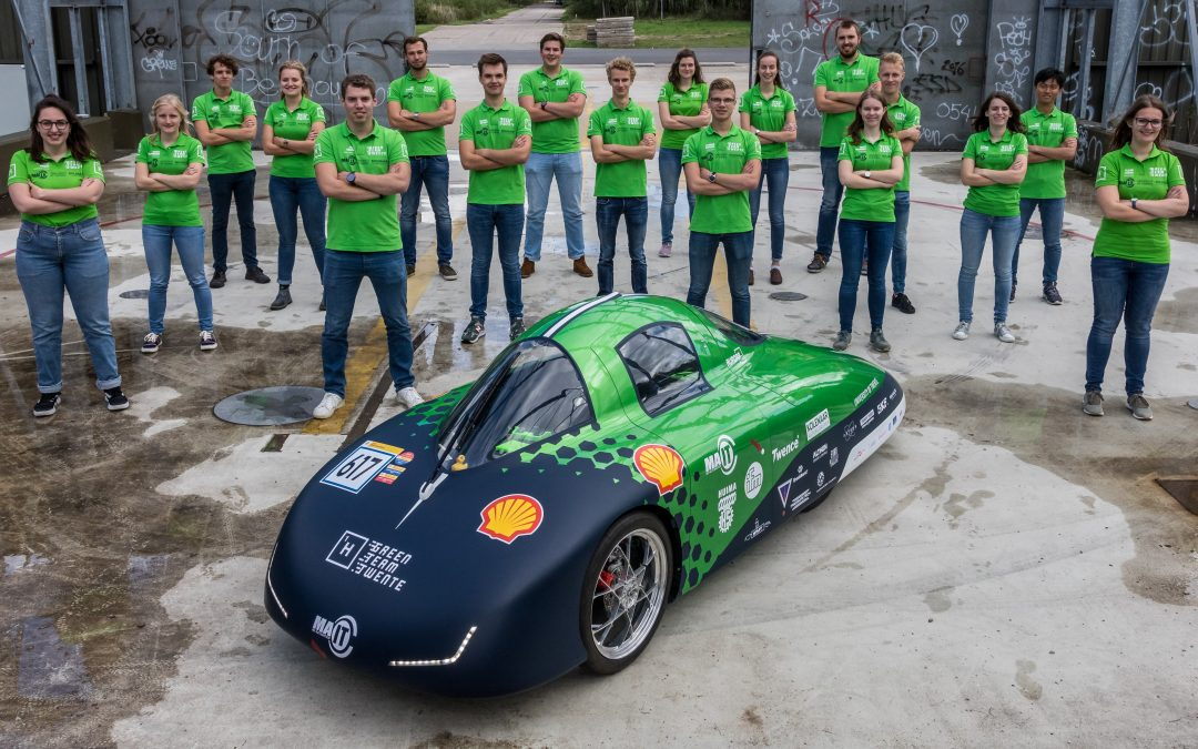 We are Green Team Twente 2019 – 2020