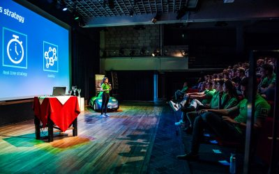 Green Team Twente unveils the design for the 2020 hydrogen car